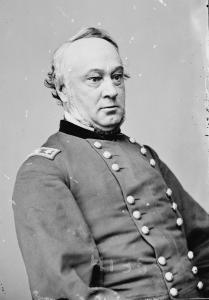 General In Chief Henry Halleck