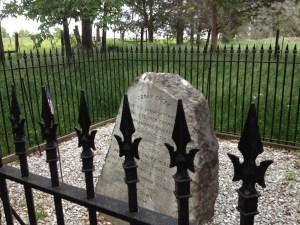 8th Vermont Monument, Cedar Creek Battlefield