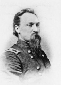 George D. Wagner was Opdycke's immediate superior at Franklin.
