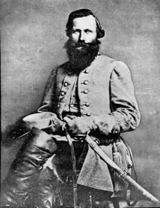 Maj. Gen. JEB Stuart