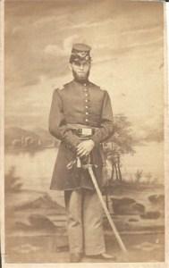 Major Daniel H. Kent (FindAGrave.com)