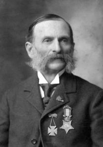 Lieutenant David E. Buckingham (FindAGrave.com)
