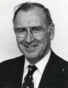 Dr. Harry Pfanz (photo courtesy of Gettysburg NMP)