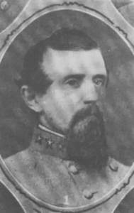 Major Alfred Belo, 55th North Carolina. Shown here as a colonel.