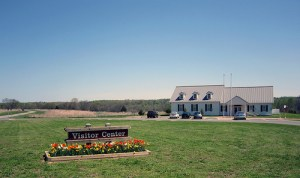 Sailors Creek Battlefield State Park Visitor Center