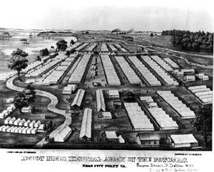 Depot Field Hospital (City Point)