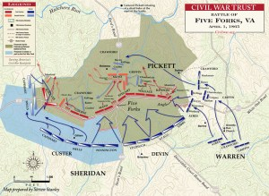 Map courtesy of the Civil War Trust