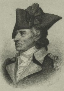 Colonel (later Brigadier General) George Weedon, commander of the Third Virginia Infantry regiment