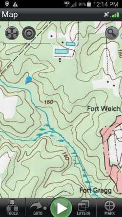 Arthur's Swamp GPS