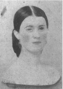 Euphemia Goldsborough. Courtesy of the Archives of Maryland MSA SC 3520-13597