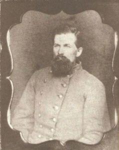 Captain Benjamin Wesley Justice, courtesy of Emory University