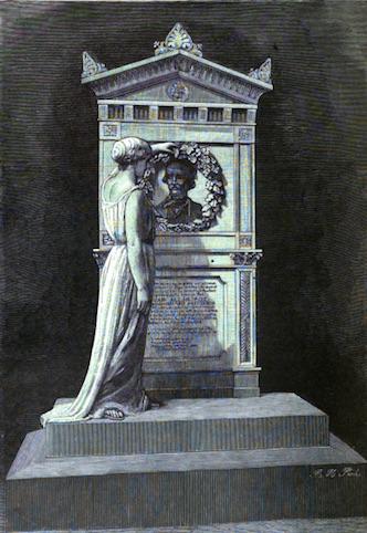 Poe Memorial-Frank Leslie's