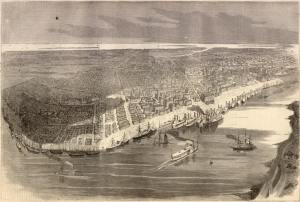 New Orleans ca. 1862