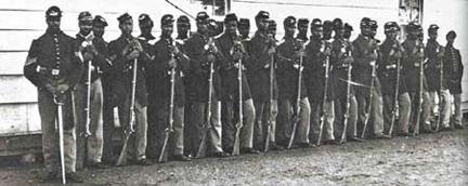 4thUSCT former slaves