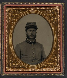 A Soldier from the 8th Georgia Infantry In the future, will historians respect and try to understand his worldview and beliefs?