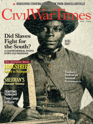 Civil War Times cover article