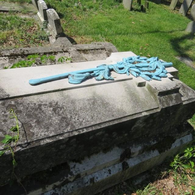 Grave of John M. Oliver