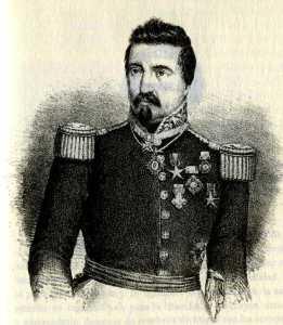 Gen. Pedro de Ampudia