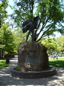 Bear Flag Revolt Monument
