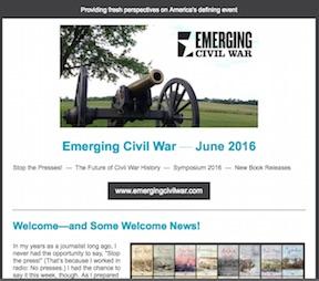 June 2016 Newsletter snapshot