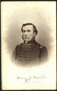 Lieutenant Colonel Henry Merwin. Photo courtesy of John Banks Civil War Blog.