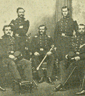 Stevenson & Officers