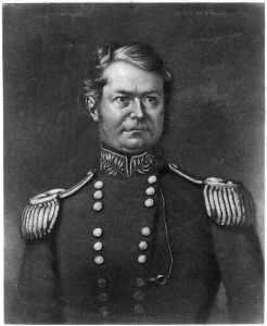 Brig. Gen. William J. Worth (LOC)
