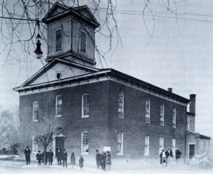 Shiloh Baptist Church Years After The War