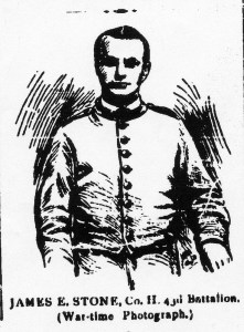 James Stone served in the Prince William Rangers before transferring to Mosby (No known image restrictions)
