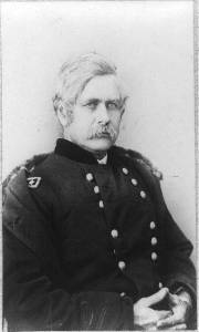 Major General Edward Otho Cresap Ord, Army of the James (Library of Congress)