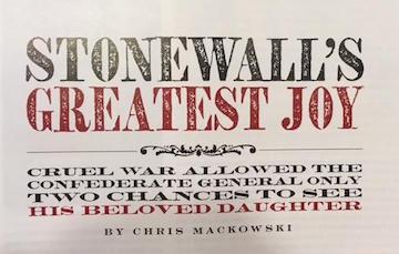 Jackson Dad Article