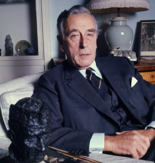 The_Earl_Mountbatten_of_Burma_at_home_Allan_Warren