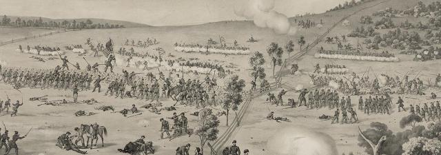 South Mountain Battle