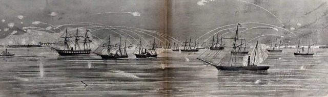 Port Royal bombardment