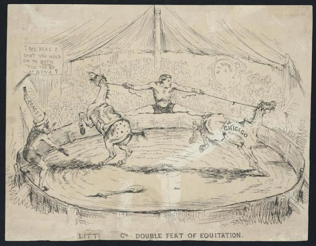 McClellan Double Equitation 01
