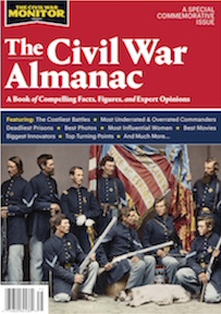 Civil War Monitor Almanac-cover