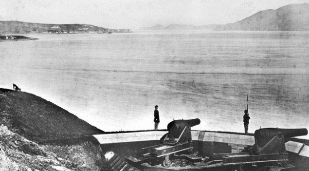 Golden Gate 1865