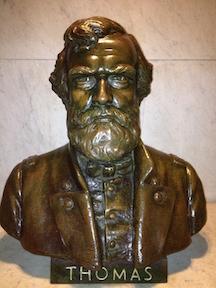 Thomas Bust @ Grants Tomb