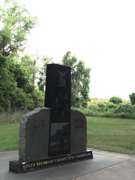9th CT monument Vburg