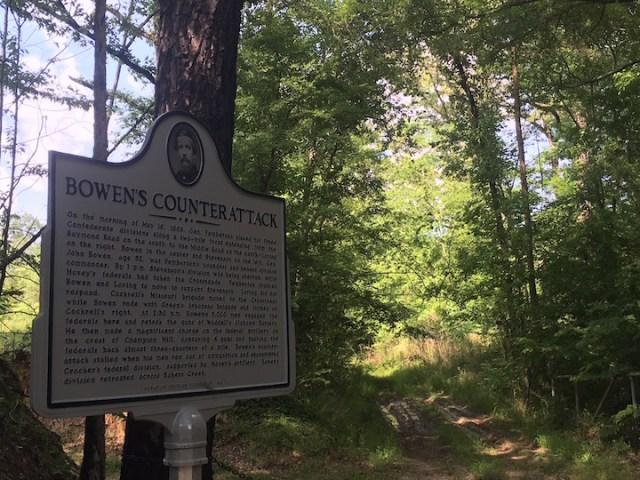 Champion Hill-Bowens Counterattack