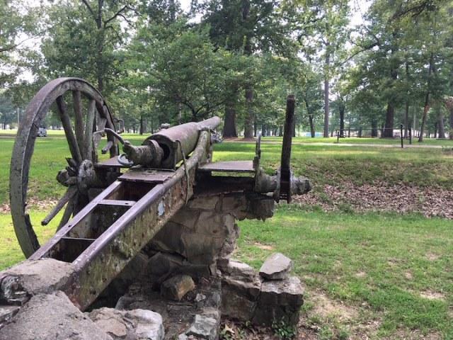 Jackson Park Cannon