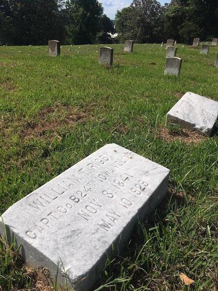 Rigby grave