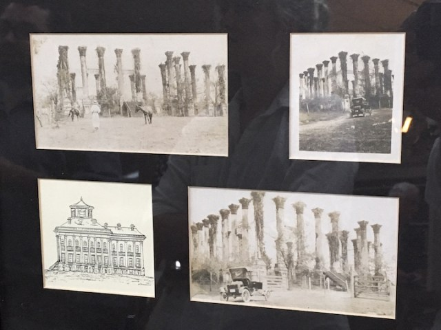 Windsor Ruins Photos
