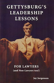 Gettysburg's Leadership Lessons-cover