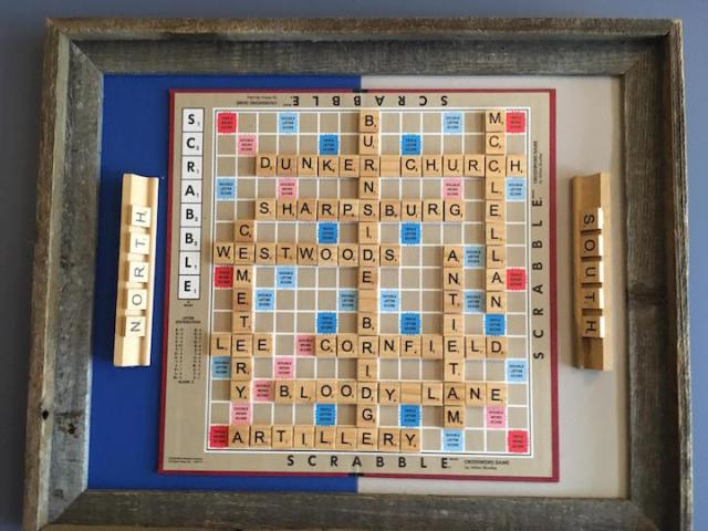 Sharpsburg Scrabble