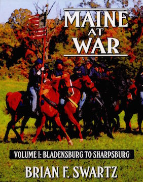 Maine at War Vol. 1-front cover