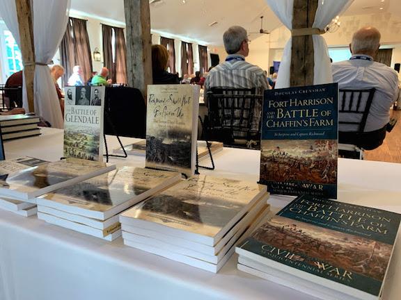 Crenshaw Book Display 2019