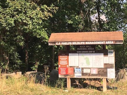Phelps Wildlife Area Parking