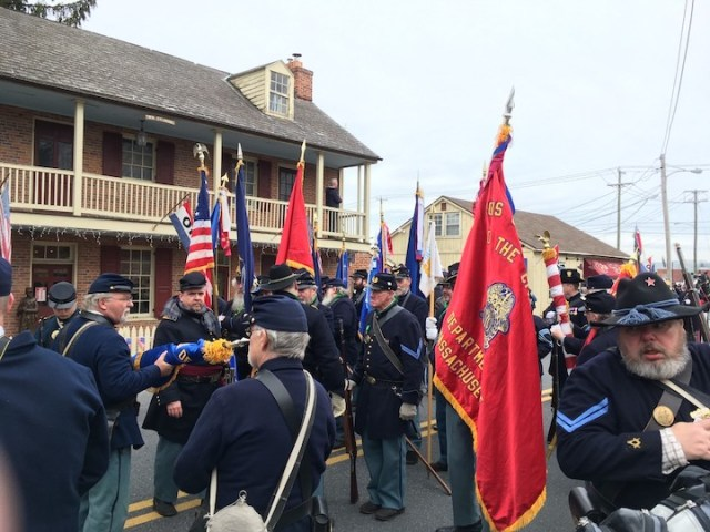 Sons of Union Vets Rem Day 2019