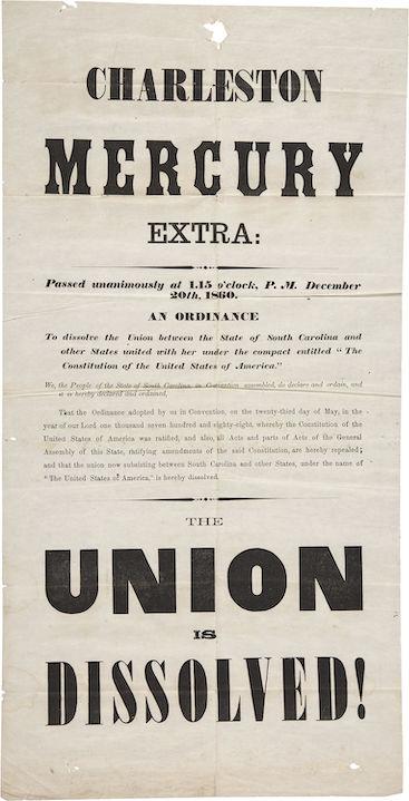 Charleston_Mercury_Secession_Broadside,_1860